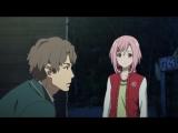 Sakura Quest  Квест Сакуры - 18 серия Озвучка Sharon, Nuts, Hekomi, Cleo-chan &amp LeeAnnushka (AniLibria MVO)