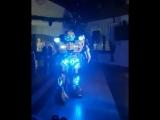 Наш супер-мега-танцующий Бамблби!!!