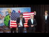 КВН Лига Мира Сборная РУДН (Барак Обама)