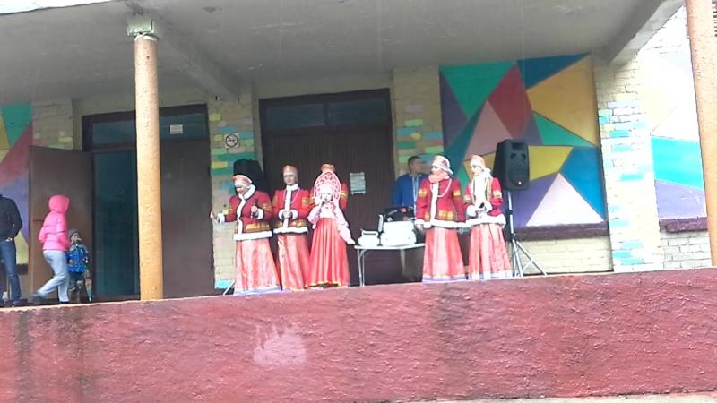 Кузя едет на коне Надежда Лелькина Заостровка школа № 34