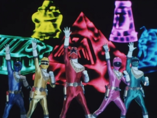 Chōriki Sentai Ohranger: The Movie