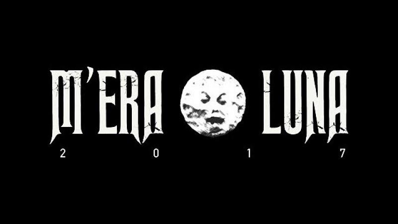 The Crüxshadows - live in M'era Luna 2017
