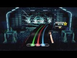 HD DJ Hero featuring Daft Punk &amp Pyramid of Screens - Footage of