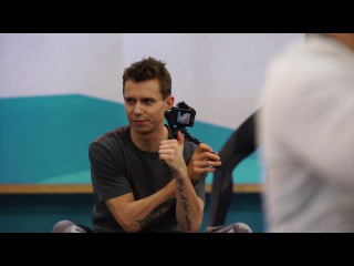 Танцы: Саша Селиванова и Тэо Эдуард - Несём положительную энергию (сезон 3, серия 14)