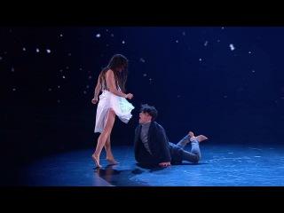 Танцы: Настя Волкова и Даян (Regina Spektor - Après Moi) (сезон 3, серия 14)