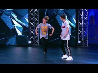 Танцы: Хип-Хоп 5 (Roshmond Patten - Dibs) (сезон 3, серия 12)