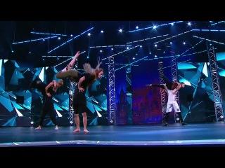 Танцы: Контемпорари 1 (Michelle Hodge — Home) (сезон 3, серия 12)