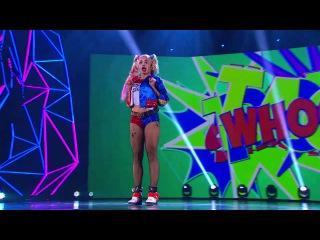 Танцы: Даша Ролик (Мот - Папа, дай ей денег) (сезон 3, серия 15)