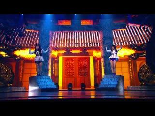 Танцы: Баина Басанова и Мадина (сезон 3, серия 15)