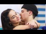 Танцы: Анна Андрющенко и Константин Зайц - Проявление тёплых чувств (сезон 3, серия 14)