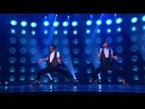 Танцы: Михаил Зайцев и Максим Павлов (Therr Maitz - Feeling Good Tonight) (сезон 3, серия 15)