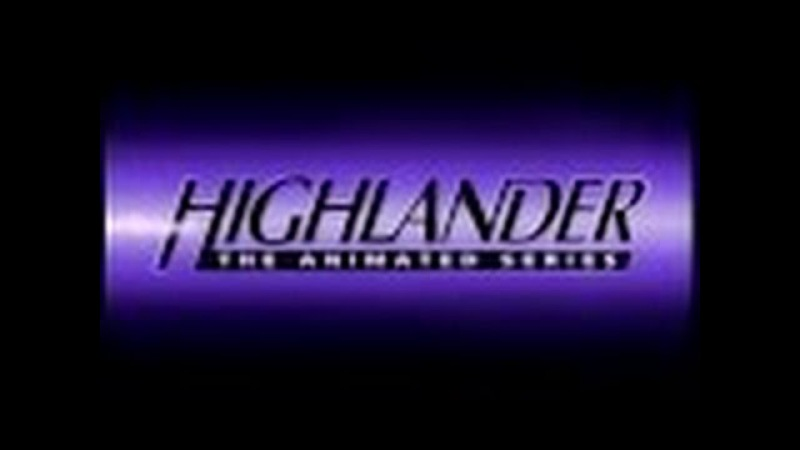 Горец Highlander - The Animated Series (1994) 2/13