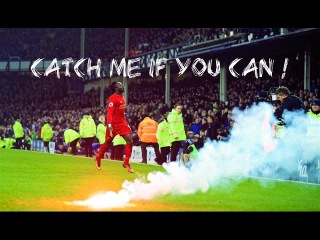 SADIO MANÉ - CATCH ME IF YOU CAN - LIVERPOOL FC 16/17 - MRCLFCompilations