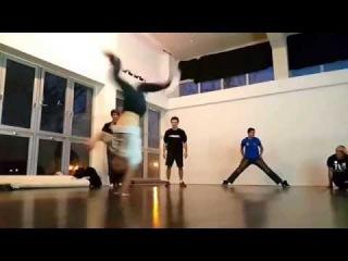 Bboy Pocket Trainning with Croatian Bboys 2016