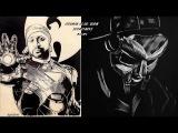 MF DOOM &amp Ghostface Killah - IRONMAN vs. DR. DOOM DOOMSTARKS Mixtape 2017
