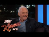 Anthony Hopkins on Las Vegas, Michael Bay &amp George Clooney