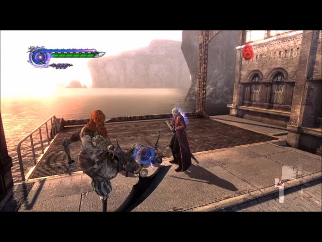 Devil May Cry 4 Special Edition Vergil DMD Mission2 No Upgrade SSS