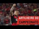 Guerrero Artilheiro do Campeonato Carioca 2017