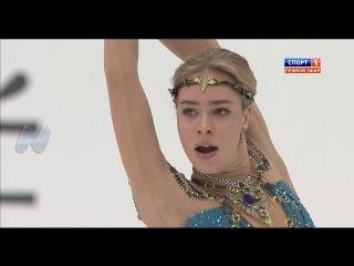 Anna Pogorilaya FS 2015 - Japan NHK Trophy   Анна Погорилая ПП Япония
