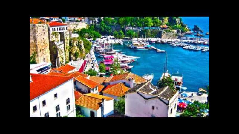 Antalya Tanıtım 2017 Анталия видео Турция , Turkey Antalya