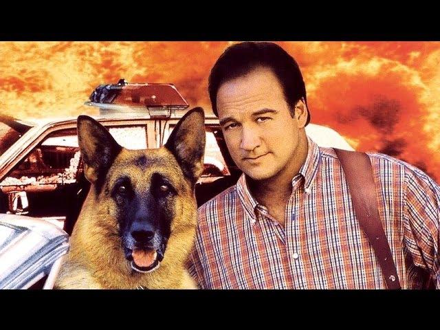 К-911 Собачья работа - Джеймс Белуши боевик, комедия, криминал, детектив