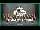 Team Millennia 3rd Place Ultimate Brawl 2017 STEEZY Official 4k