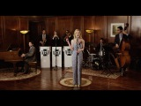 Poker Face - 1946 Big Band Style Lady Gaga Cover ft. Kelley Jakle