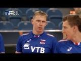 Волейбол Чемпионат Европы 2017. Россия - Словения 26.08.2017 (Групповой этап)