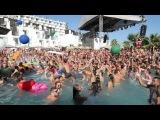 HARD ROCK HOTEL IBIZA - TINIE TEMPAH &amp LOVEJUICE POOL PARTY