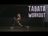 Olga Perederiy | Tabata fitness | DS Freeb1t | T-Trider - Hyper