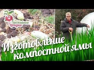 Ошибки при изготовлении компостной ямы #urozhainye_gryadki