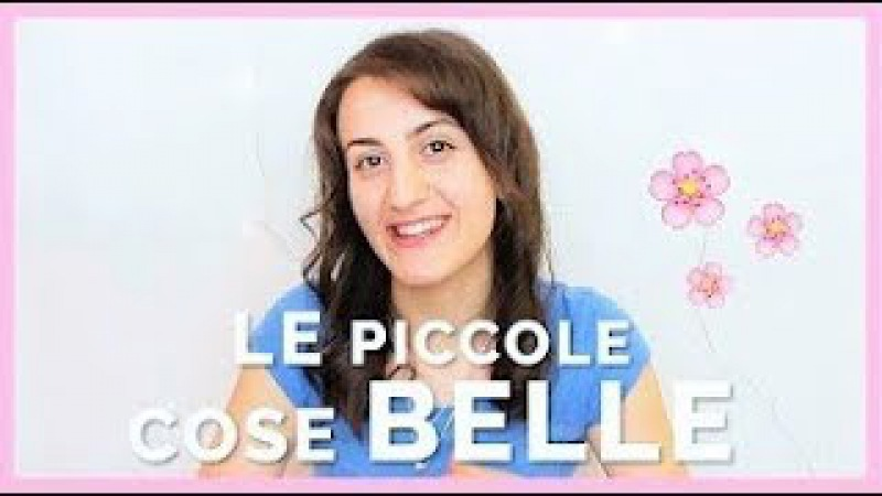 LE PICCOLE COSE BELLE l MARTINA LACETERA