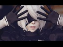 【NieR:Automata】2BでGirls!【Ray-MMD】
