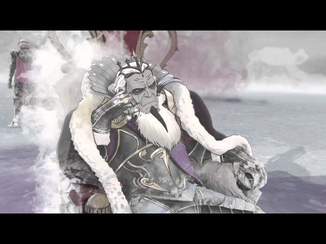 Fire Emblem if - CG HD Cutscene: Dark Night Opening [60fps]