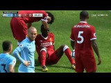 Sadio Mane Red Card - Manchester City 1-0 Liverpool 09.09.2017 - vidéo Dailymotion