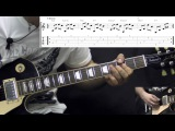Gary Moore - One Day - Blues Guitar Lesson (wTabs)
