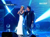Kamaliya &amp Thomas  Anders - No Ordinary Love (Live on Yuna , Ukraine 12.02.2012)