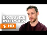 James McAvoy and M. Night Shyamalan Exclusive Split Interview 2017