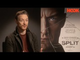 James McAvoy On Mental Health And Kinky Nuns Split Movie FULL INTERVIEW