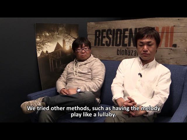 Resident Evil 7 biohazard - Interview des développeurs - La salle de sauvegarde