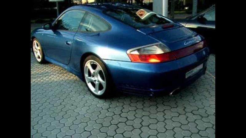 Beautiful Porsche 911 (996 Mk2) Carrera 4S!