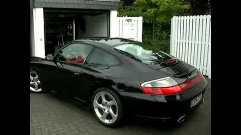 Porsche 911 (996 Mk2) Carrera 4S, Sound.