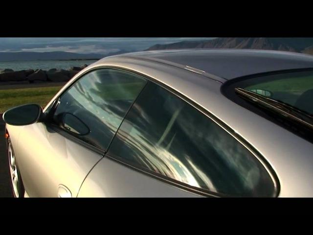 Sigfus's Porsche 911 (996 Mk2) Carrera 4S.