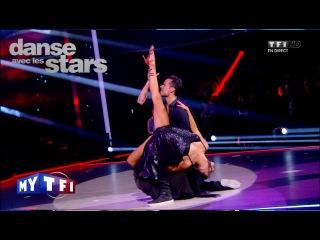 DALS S04 - Un fox-trot avec Damien Sargue et Candice Pascal sur ''Feeling good'' (Nina Simone)