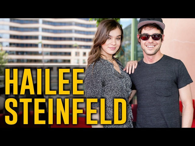 Hailee Steinfeld on The Balcony w/ Kevin Manno
