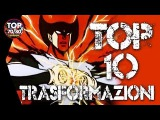 TOP 10 TRANSFORMATION ROBOT -