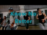 Major Lazer  Know No Better  Choreography by Viet Dang