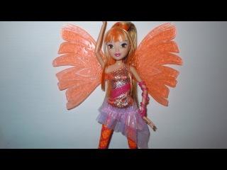 Обзор на куклу Стеллу из коллекции Сиреникс от Jakks Pacific.
