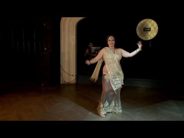 Masha Lys (Maria Levitan) - Sirin Tribe - tribal fusion @ TRIBAL NIGHTS ITS EDITION