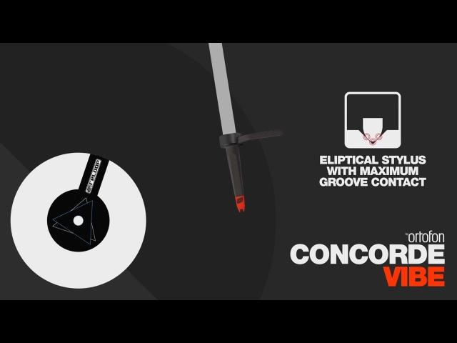 Reloop Concorde VIBE Cartridge: Ultimate Cartridge for Club and Studio